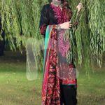Winter Printed Kameez Designs By Nishat Linen 2015-16 5
