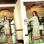 Winter Printed Kurtis By Shaista 2015-16 3