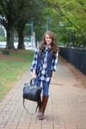 Women Puffer Vest Designs For This Fall Season 5