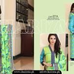 3 Piece Karandi Pashmina Collection By Charizma 2016 11