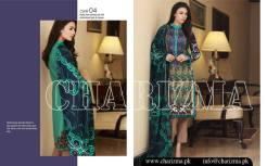 3 Piece Karandi Pashmina Collection By Charizma 2016 5