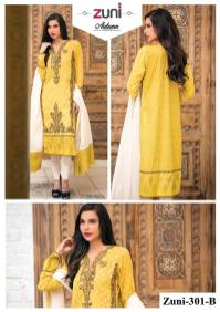 Amna Ismail Winter Collection 2015-16 Zuni Kurtis 3