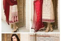 Amna Ismail Winter Collection 2015-16 Zuni Kurtis