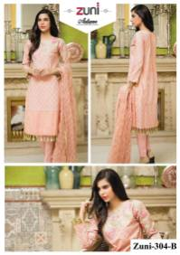 Amna Ismail Winter Collection 2015-16 Zuni Kurtis 8