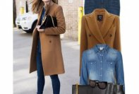 Camel Coat Polyvore Combos For This Fall Season