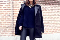 Casual Winter Women Styling Street Style Fashion Ideas 2015-16