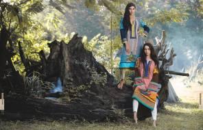 Cheap Pret Kurtis By Firdous Cloth Mills 2015-16 3
