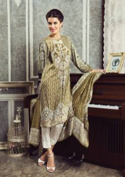 Cottel Fabric Winter Collection By Alkaram Studio 2015-16 11