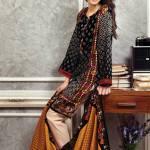 Cottel Fabric Winter Collection By Alkaram Studio 2015-16 3