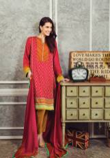 Cottel Fabric Winter Collection By Alkaram Studio 2015-16 6