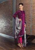 Cottel Fabric Winter Collection By Alkaram Studio 2015-16 8