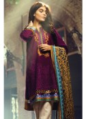 Cotton Karandi Winter Collection By Sania Maskatiya 2015-16 2