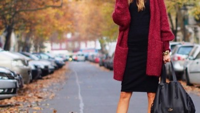 Daily Routine Winter Outfit Ideas For Women This Fall