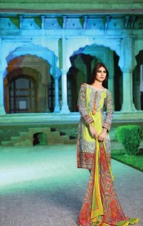 Embroidered Luxury Dresses Deeba Collection By Shariq 2016 2
