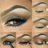Eye Makeup Tutorial For Fall Season Styling 3