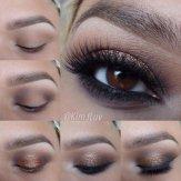 Eye Makeup Tutorial For Fall Season Styling 4
