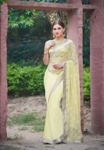 Formal Saree Designs By Saheli Couture 2016