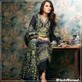 Gul Ahmed Winter Collection 2015 For Pakistani Women 13