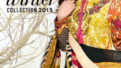 Gul Ahmed Winter Collection 2015 For Pakistani Women