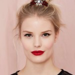 Hollywood Inspired Holiday Season Hair Ideas For Young Girls 2015-16 12