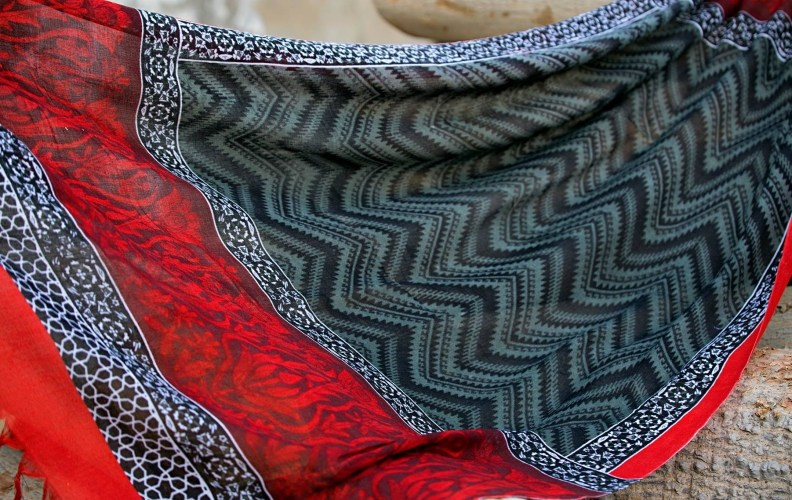 J. Woolen Shawls Collection For Winter Season 2015-16