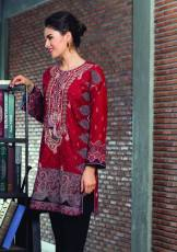 Karandi Winter Collection By Alkaram Studio 2015-16 5