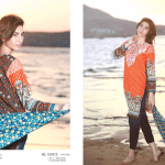 Khaddar Fabric Embroidered Winter Collection By Zeen 2015-16