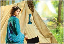 LSM Fabrics Winter Shawl Collection 2015-16 15