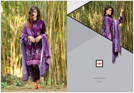 LSM Fabrics Winter Shawl Collection 2015-16 9