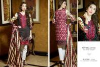 Linen Viscose Embroidered Collection By Zeen 2016