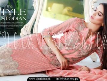Luxury Chiffon Collection By Charizma 2015-16