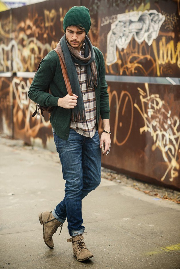 Men Winter Casual Styling Ideas For This Fall 14