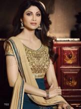 Shilpa Shetty in traditional dress