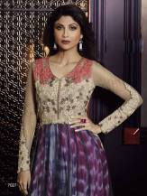 Net Lehenga Dress For Indian Women By Natasha Couture 2016 6
