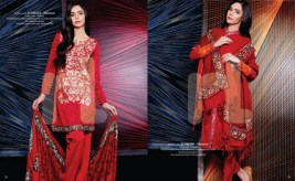 Nishat Linen Winter Collection 2015 For Casual & Formal Wearing 7