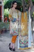 Printed Karandi Winter Collection By Motifz 2015-16 8