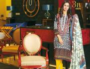 Rabea Shawl Collection For Winter By Shariq Textiles 2015-16 16