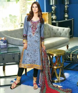 Rabea Shawl Collection For Winter By Shariq Textiles 2015-16 20