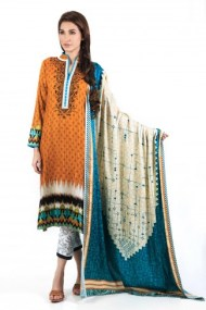 Sateen Winter Collection By Sania Maskatiya 2015-16 3