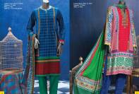 Two Piece Winter Shalwar Suits By J. 2015