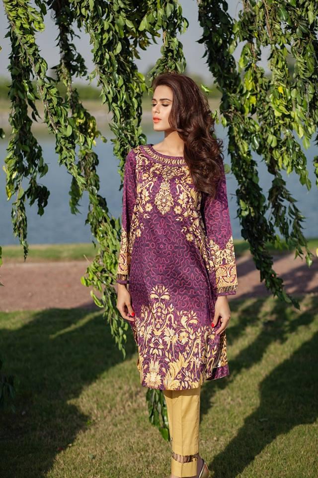 Casual dress by Cross Stitch