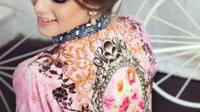 Viscose Digital Print Shalwar Suits By Alkaram Studio 2015-16