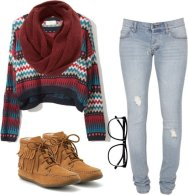 Warm Casual Polyvore Items To Try This Cold Season 12