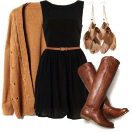 Warm Casual Polyvore Items To Try This Cold Season 3