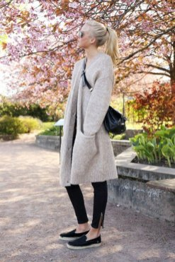 Winter Cardigans To Try With Casual Outfits 12