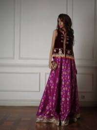 Winter Evening Wear Collection By Misha Lakhani 2015-16 6