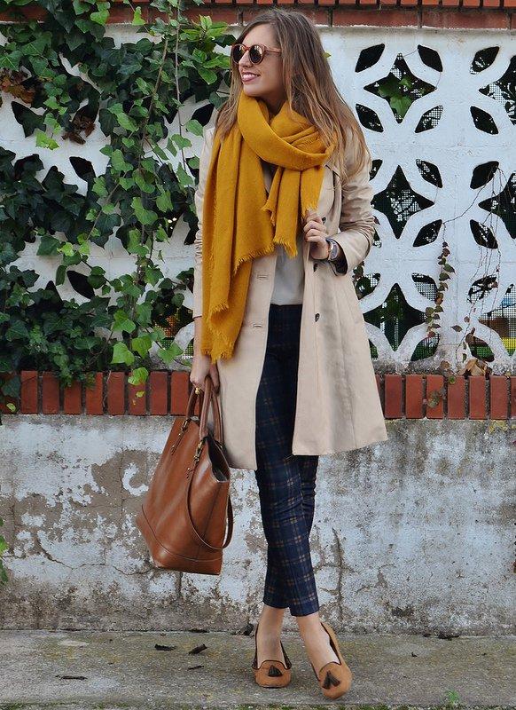 Afbeeldingsresultaten voor winter fashion yellow