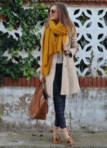 Yellow Winter Fashion Items To Try This Fall 2015-16 12