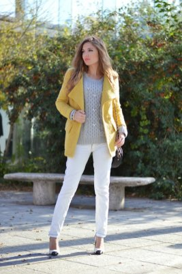 Yellow Winter Fashion Items To Try This Fall 2015-16 6