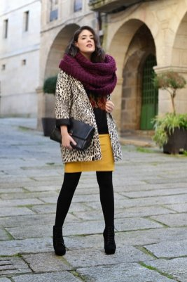 Yellow Winter Fashion Items To Try This Fall 2015-16 7